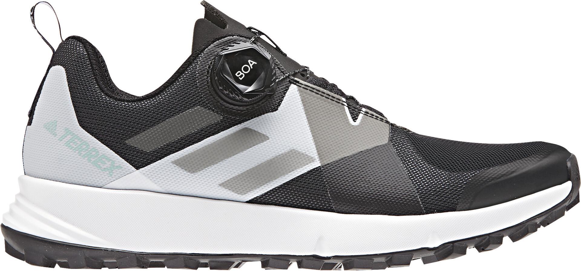 adidas TERREX Two Schoenen Dames, non dyedtranslcore black